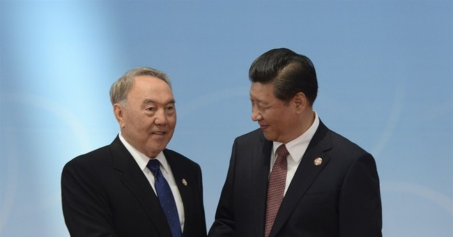 China calls for new Asian security structure
