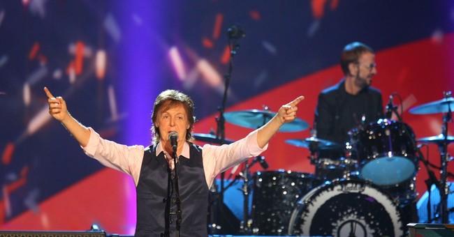 McCartney still ill, cancels South Korea concert