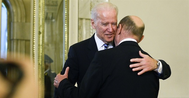 Biden: Punish Russia if it meddles in Ukraine