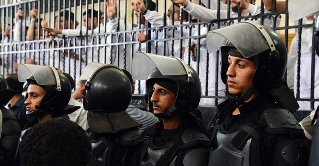 In Egypt vote, Brotherhood's hope is in boycott