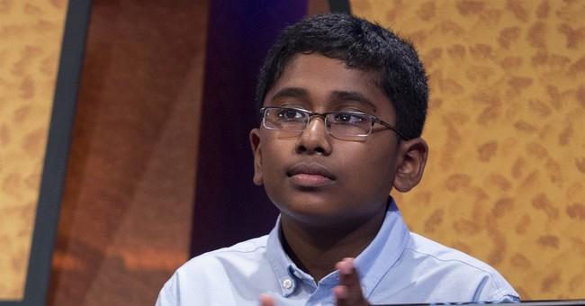 Geography bee win fulfills teen's longtime dream