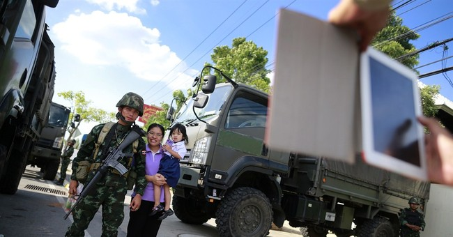 With martial law, Thai government nearly powerless