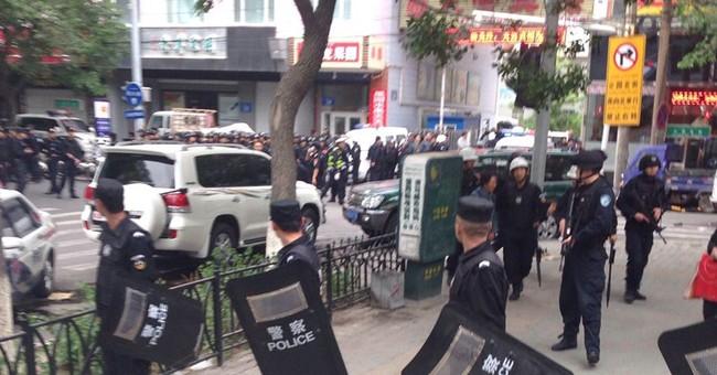Dozens killed in market attack in northwest China
