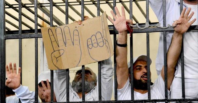 In Egypt vote, Brotherhood's hope is in boycott