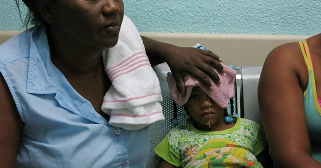 Painful and rapid spread of new virus in Caribbean