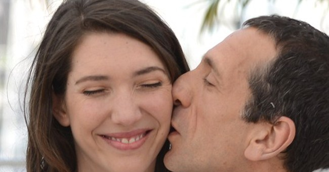 """Godard's back at Cannes with """"Goodbye to Language"""""""