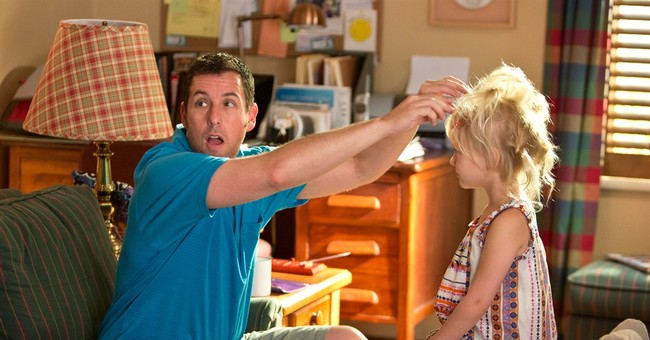 Review: Barrymore can't save Sandler's 'Blended'