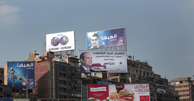 Hope for strongman fuels Egypt's el-Sissi campaign