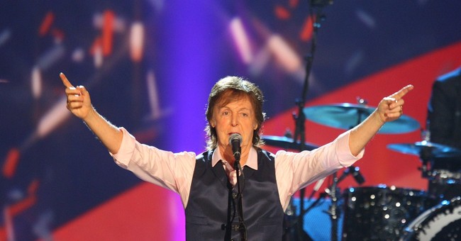 McCartney recovering after virus halts tour