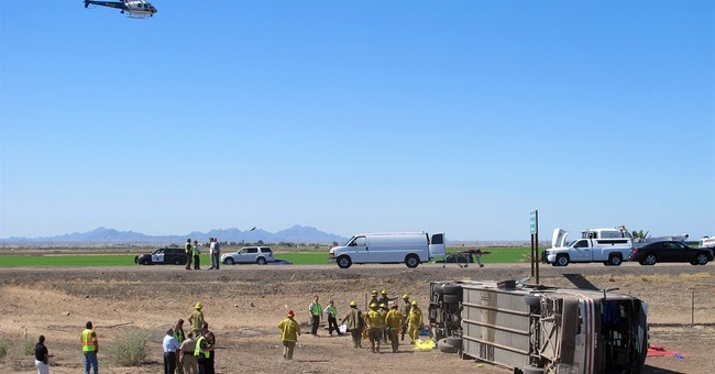 4 victims of California bus crash identified