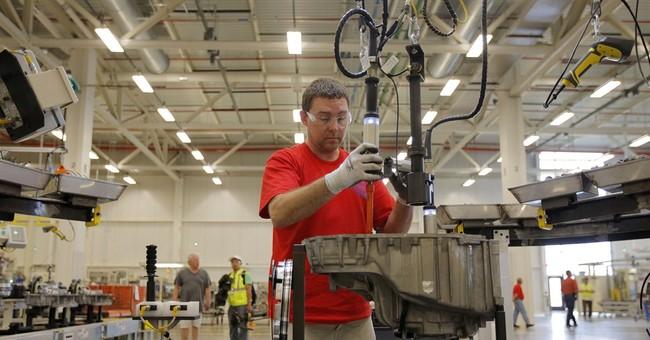 Gauge of US economy posts 0.4 percent April gain