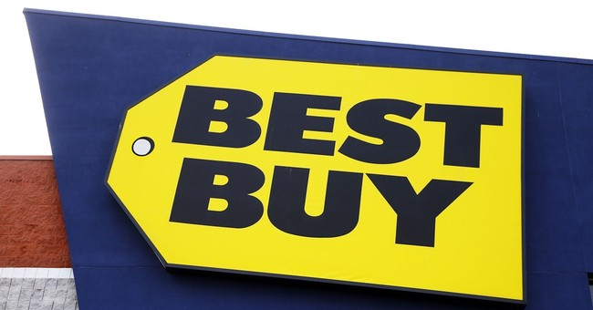 Best Buy posts profit on cost-cutting, tax benefit