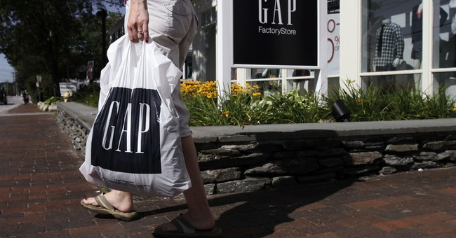 Gap's 1st-quarter net income declines 22 percent