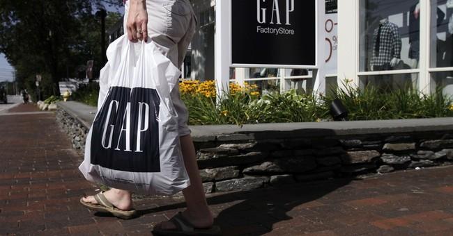 Gap's 1st-quarter net income declines 22 percent