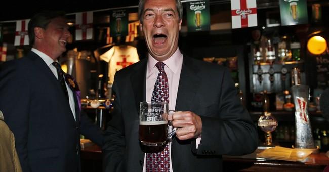 Euroskeptics make big gains in UK local elections
