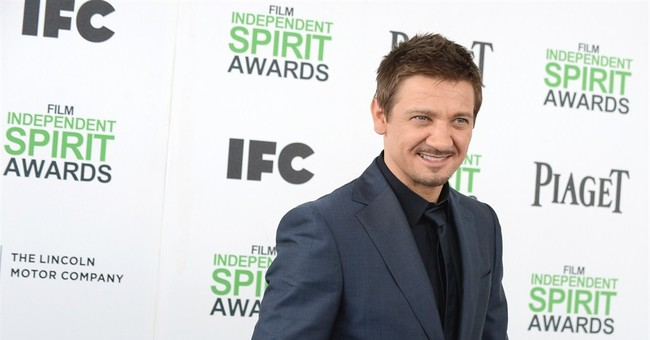 Renner says daughter makes him more sensitive man