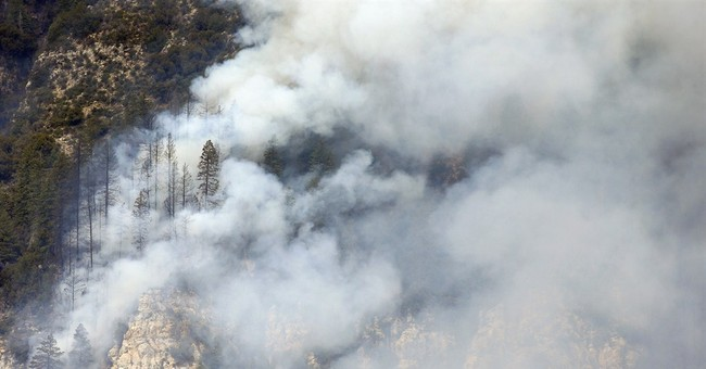 Wildfire in northern Arizona grows significantly