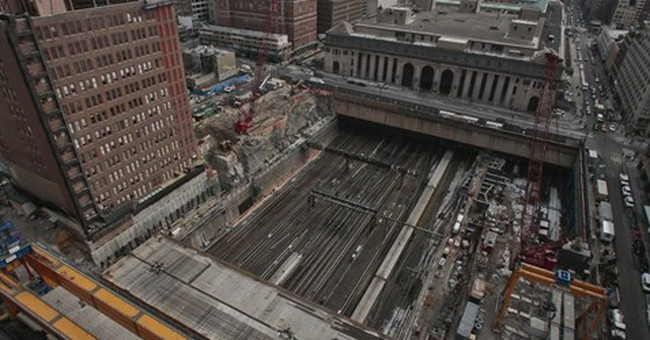 Big plans in works for NYC's gritty 'Wild West'