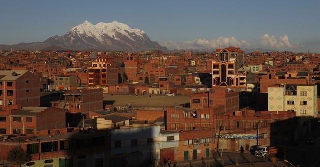 'Neo-Andean' architecture sprouts in Bolivia