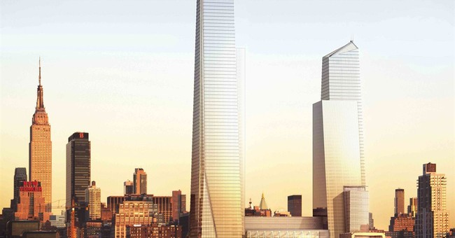 A look at major construction on NYC's west side