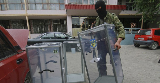 Ukraine's presidential vote: a step out of crisis