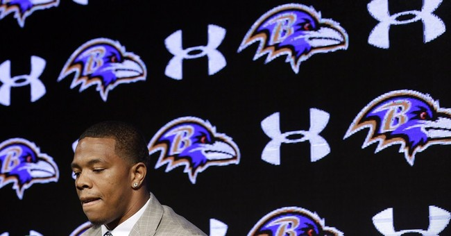 Ray Rice apologizes, says he 'failed miserably'