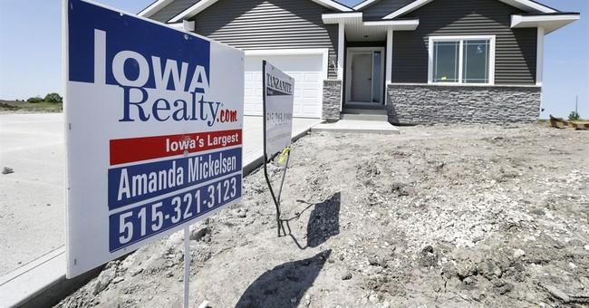 US new-home sales rose 6.4 percent in April