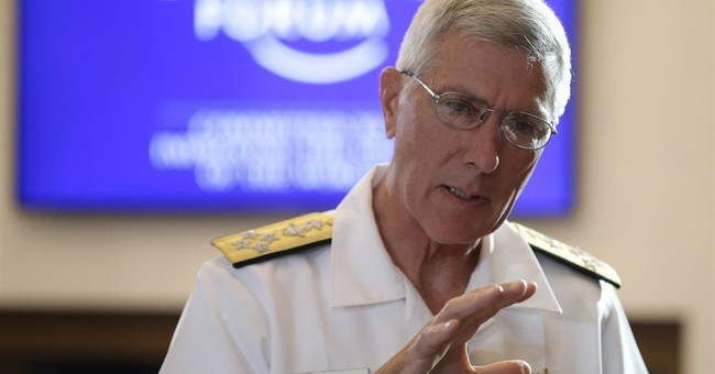 US commander warns about China-Vietnam standoff