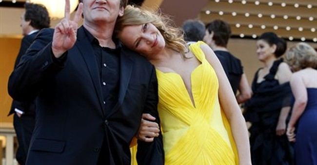 CANNES WATCH: Uma Thurman wows; designers pop up