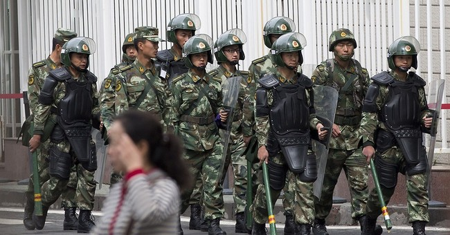 China launches anti-terror drive after bombing