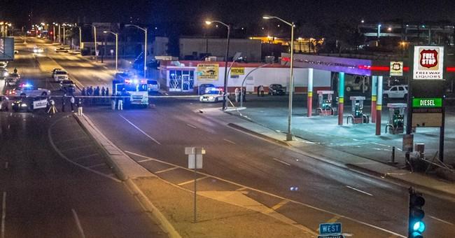 Albuquerque police: Man with knife shot