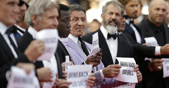 Jolie, Hayek talk red carpet activism at Cannes