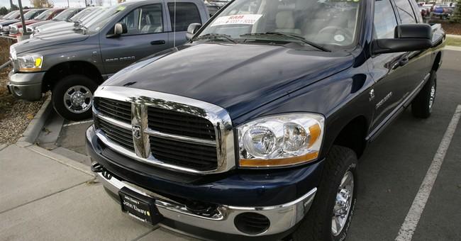US safety agency probes older Ram pickups