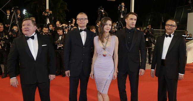 'Leviathan' leads a Russian invasion at Cannes