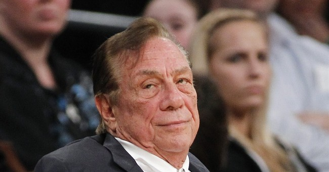 AP Source: Sterling surrendering Clippers control