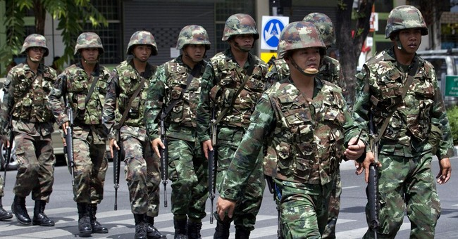 Witnesses give account of how Thai coup unfolded