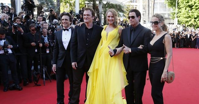 CANNES WATCH: Uma Thurman wows; designers pop up