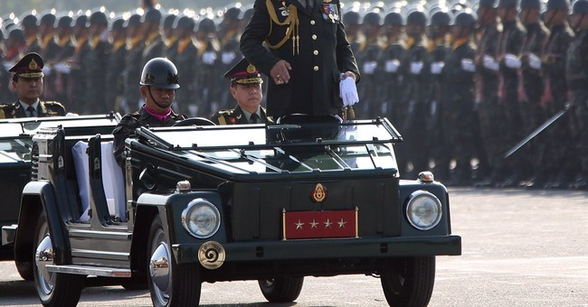 Thailand coup leader a strong defender of monarchy