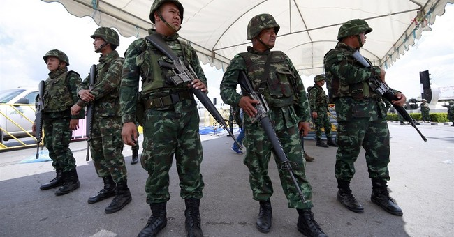 US, other nations express concerns over Thai coup