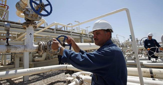 Iraqi Kurds ship oil through region's own pipeline
