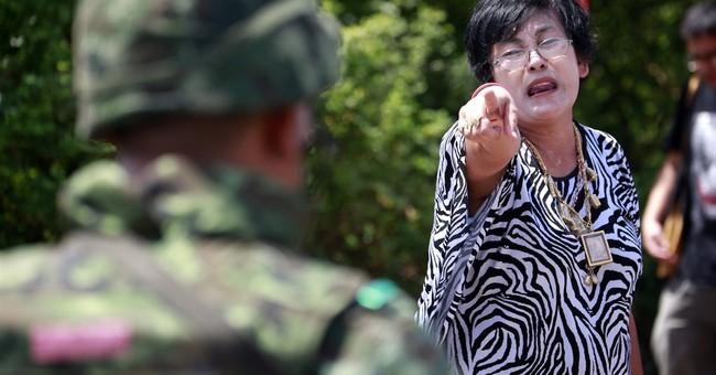 Thailand to junta: Please change your soundtrack