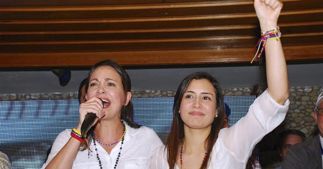 Wives of ousted Venezuelan mayors run for office