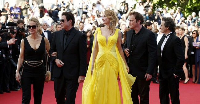CANNES WATCH: Uma Thurman wows in canary