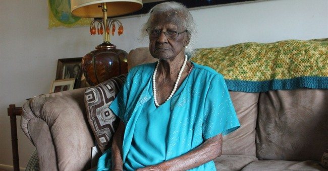 Woman among world's oldest turning 115 years young