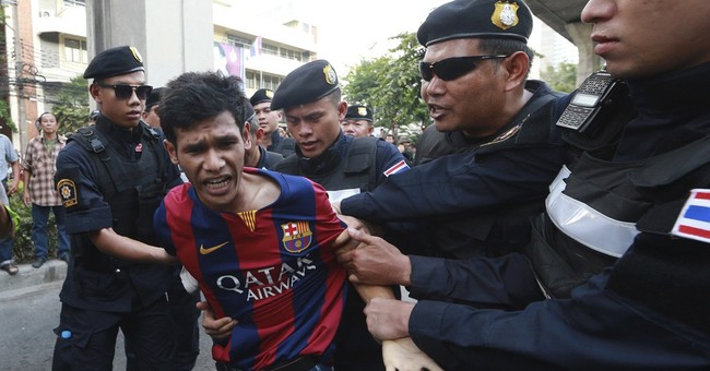 Thai coup leaders dissolve Senate, adding to power