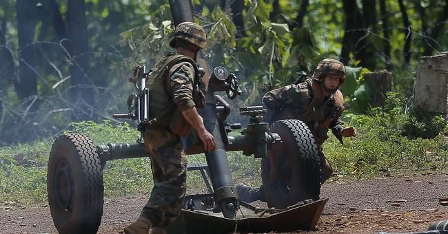 French fight Muslim rebels in C. African Republic