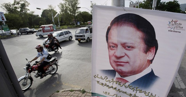 Pakistan PM to attend Indian inauguration, a first