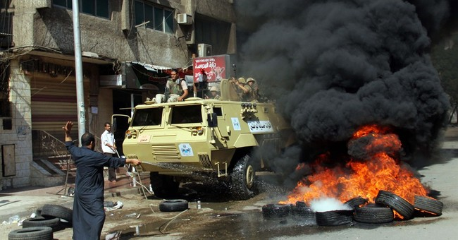 Egypt sentences 20 Islamist students for rioting