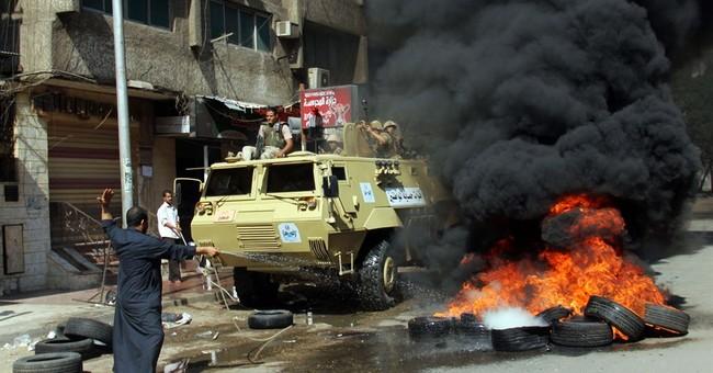 Egypt sentences 20 Islamist students for rioting