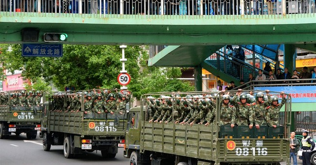 China offers leniency to suspects after bombing